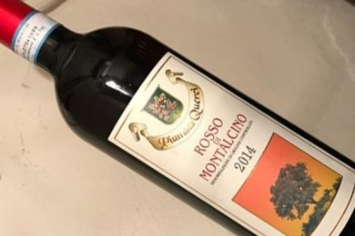 Pian delle Querci, rood uit Montalcino